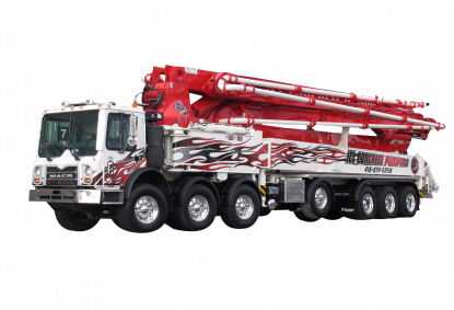 Concrete Pumps - Alliance Concrete Pumps