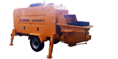 JSP90HP Trailer Concrete Pump