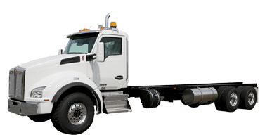 Kenworth T880 Truck Chassis